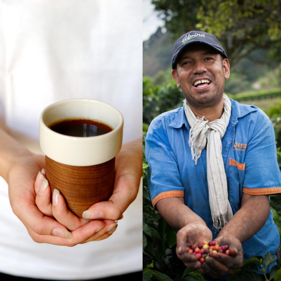 Internationale Dag van de Koffie 1 oktober
